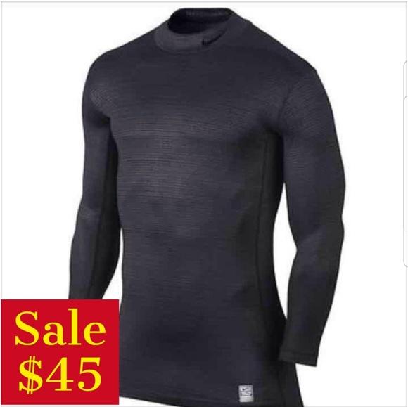 f914932e Nike Shirts   Mens Combat Compression Stay Warm Hyperwarm   Poshmark